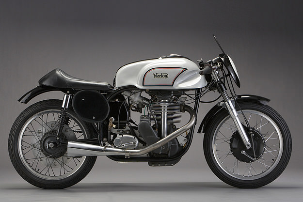 Norton Manx Model 30