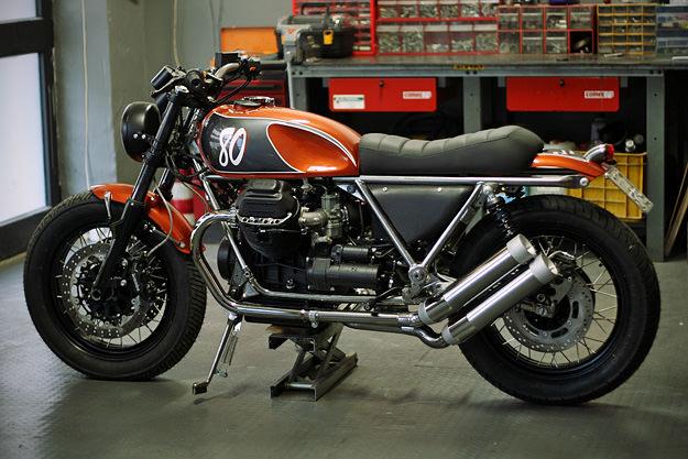 Officine Rossopuro Moto Guzzi