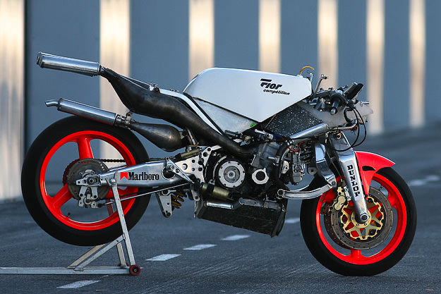 Fior 500 racing motorcycle