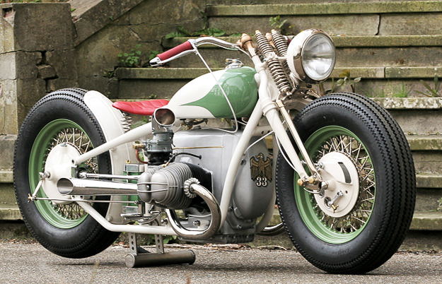BMW Bobber by DBBP Design