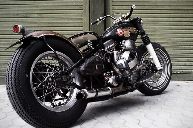 1949 Harley-Davidson Panhead Bobber