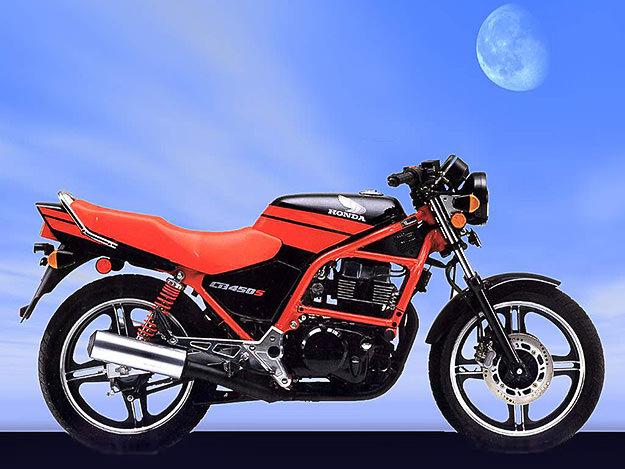 1987 Honda CB450S