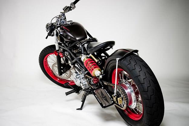 Ducati bobber