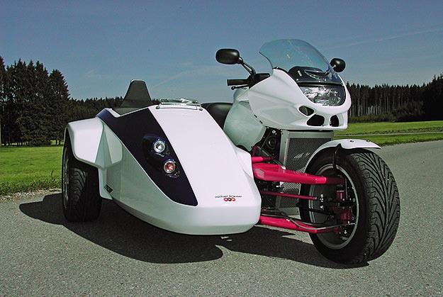 Michael Krauser sidecars
