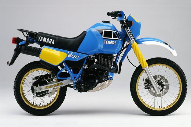 Yamaha XT600Z Ténéré