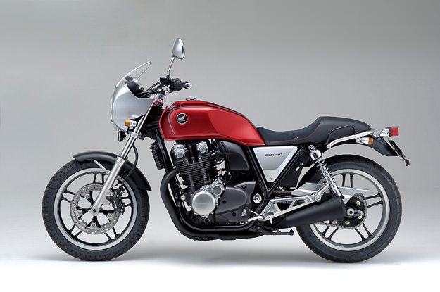 Honda CB1100 customized by Mugen