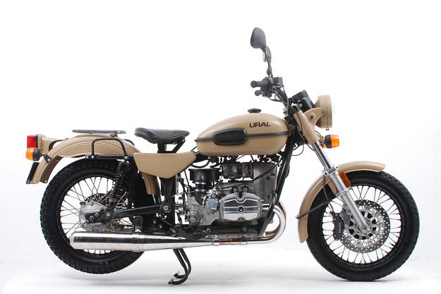 Tractor Seat Motorcycle : Ural motorcycles st bike exif
