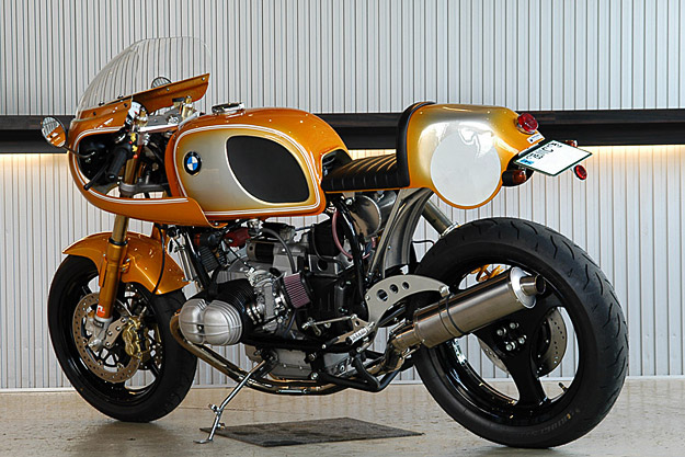 BMW R100 custom by Ritmo Sereno