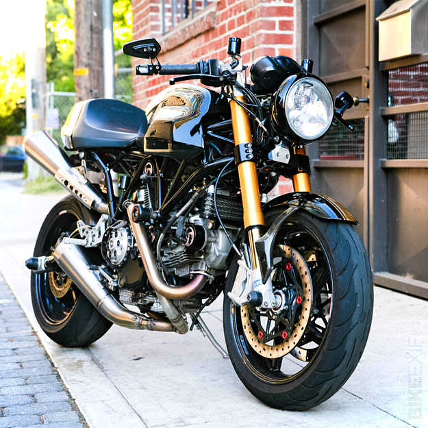 Ducati Sport 1000 custom