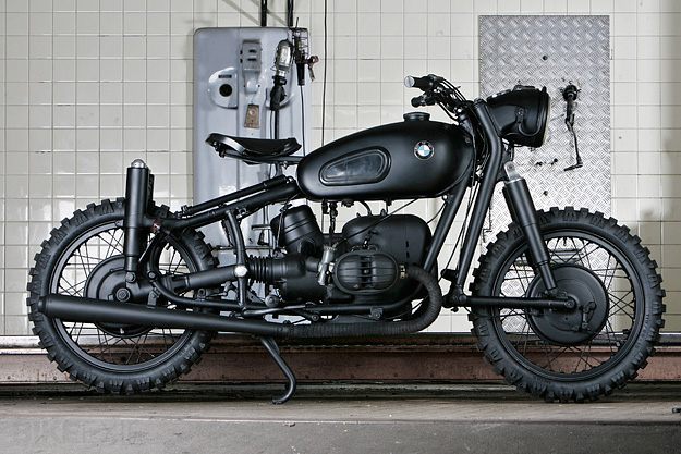 Blitz bmw r60 2 bike exif for Bj custom designs