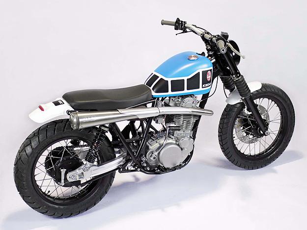 jvb moto sr500 d track bike exif. Black Bedroom Furniture Sets. Home Design Ideas