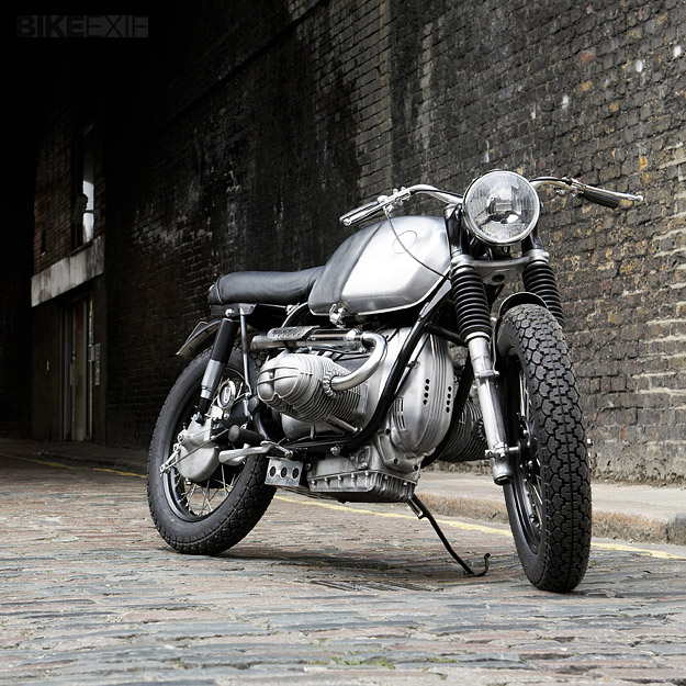 Scrambler UM-2: Untitled Motorcycles' BMW R80