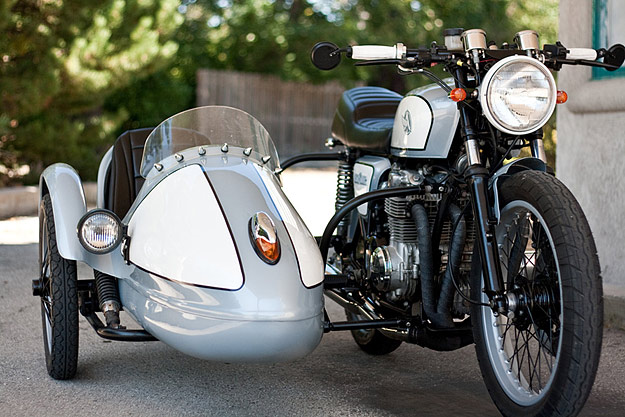 Bikes With Sidecars For Sale Motorcycle sidecar Honda