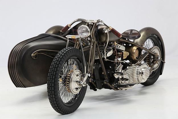 Harley-Davidson sidecar