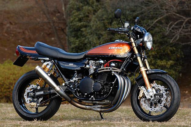 Kawasaki Z1 900 Bike Exif
