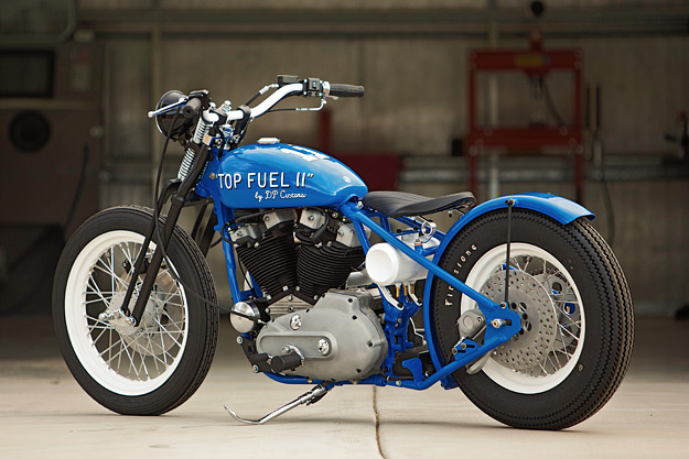 Harley-Davidson Ironhead Sportster