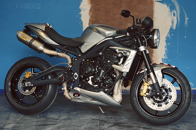Ace 675cr Street Triple Special Bike Exif