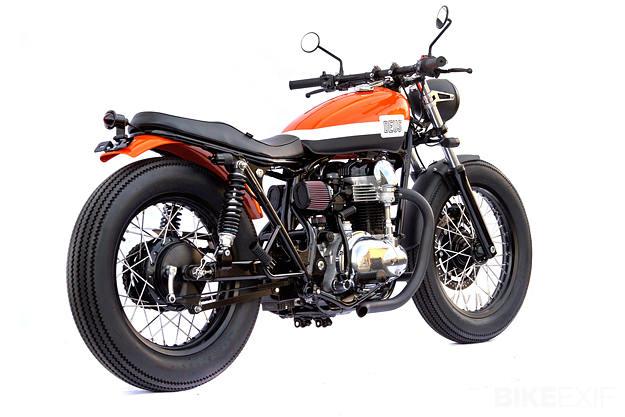 Kawasaki W650 by Deus