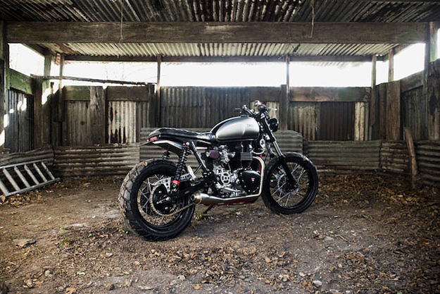 Triumph Scrambler by Spirit of the Seventies