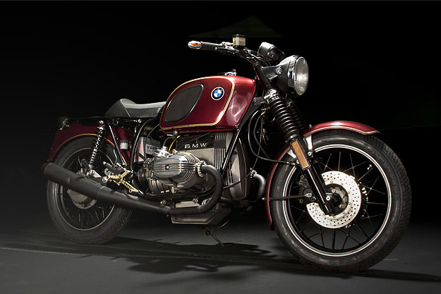 BMW R series by Urban Motor