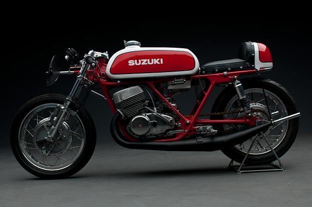 Suzuki T500 by Bob Guynes