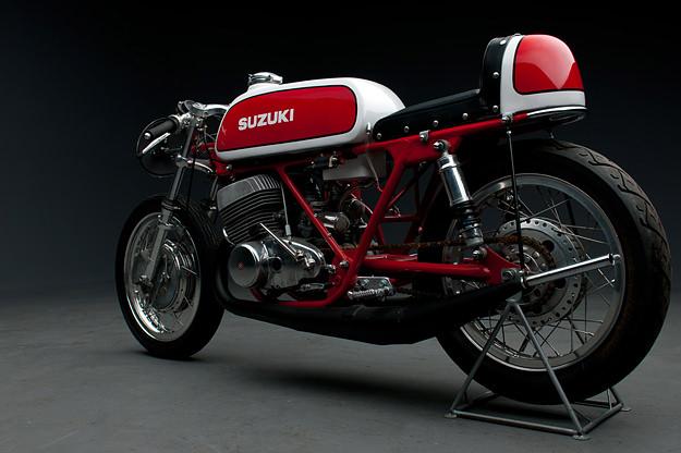 suzuki t500 racer | bike exif