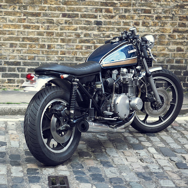 Untitled Motorcycles Kawasaki KZ1000 custom