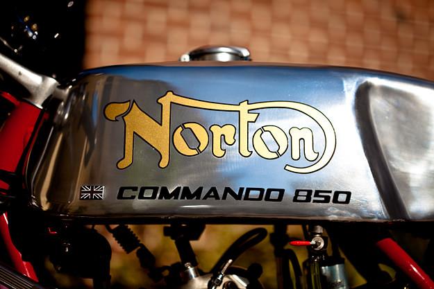 Norton Commando Mk III