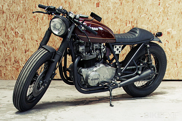 wrenchmonkees kawasaki z750 bike exif. Black Bedroom Furniture Sets. Home Design Ideas