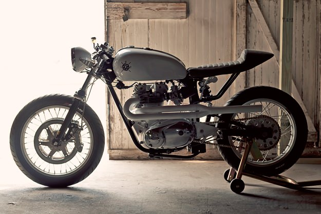 Bike Exif Triumph Bikes are being stripped of