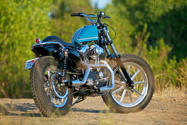 Harley Sportster by Biltwell