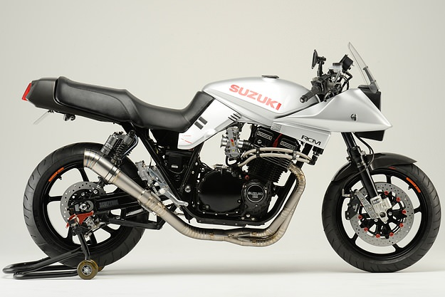 Suzuki Katana By Ac Sanctuary Bike Exif