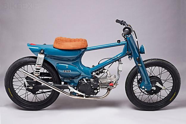 Honda Super Cub Smc 39 S Ultra Rapid 39 Salt Shaker 39 Bike Exif
