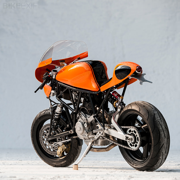 Ducati 900 SS custom motorcycle