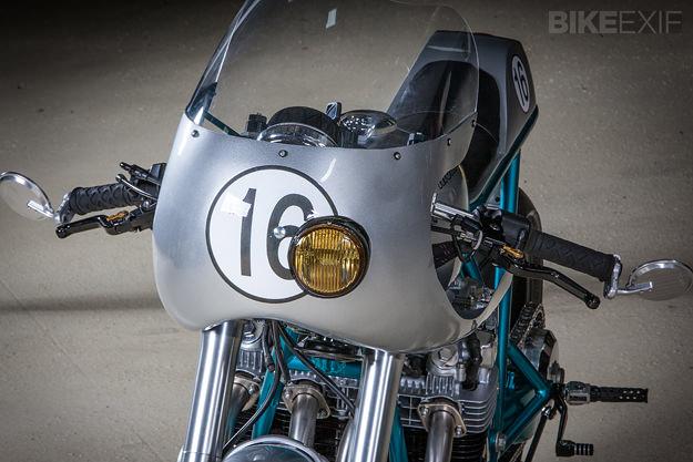 Honda CB550F