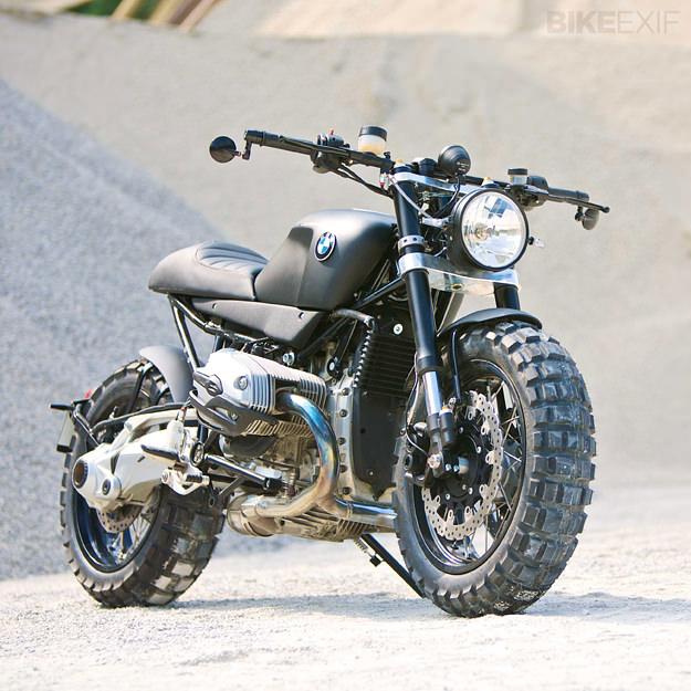 Bmw R1200r By Lazareth Bike Exif