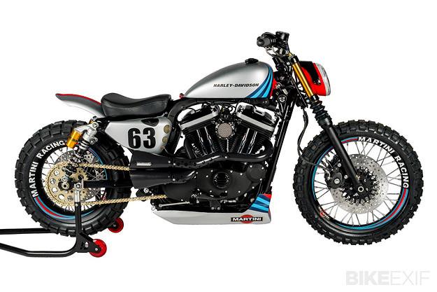 Harley XL883R