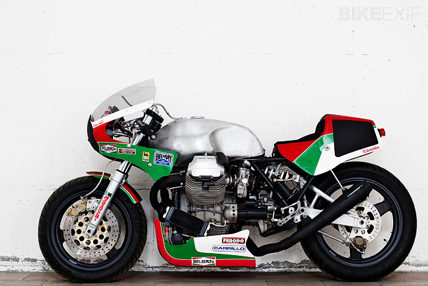 Bike Exif Moto Guzzi and imagined bikes