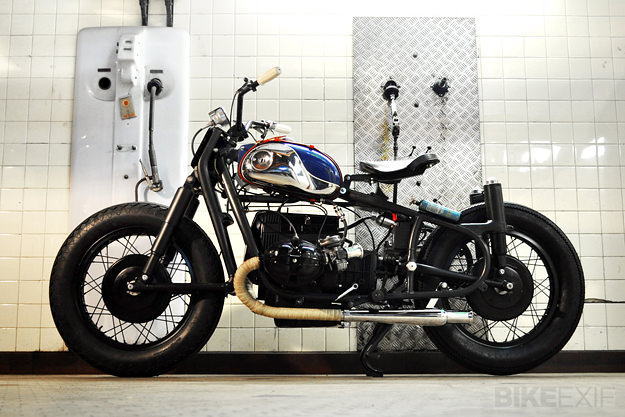BMW R60/2 by Blitz Motorcycles | Bike EXIF