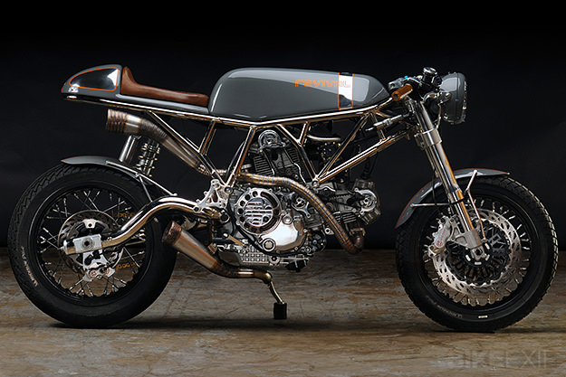 Ducati SportClassic by Revival Cycles