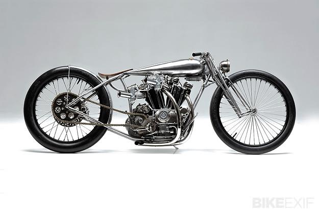 Harley Sportster by Hazan Motorworks