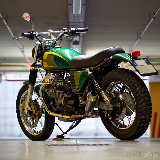 Moto Guzzi Nevada Scrambler