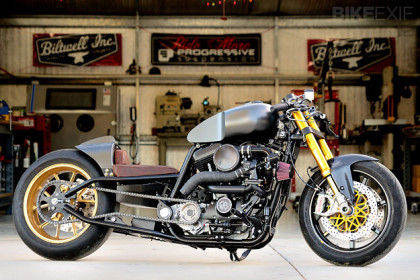 Drag bike by DP Customs