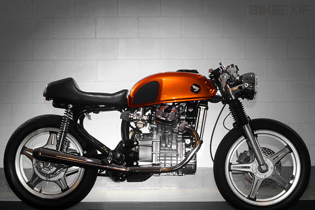 CX500 by Hageman Motorcycles