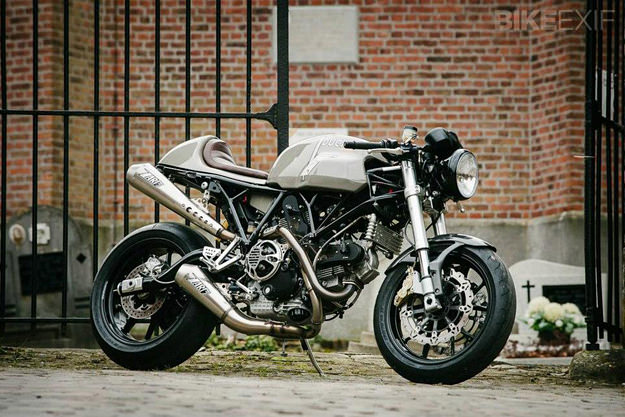Ducati Sportclassic by Flying Hermans