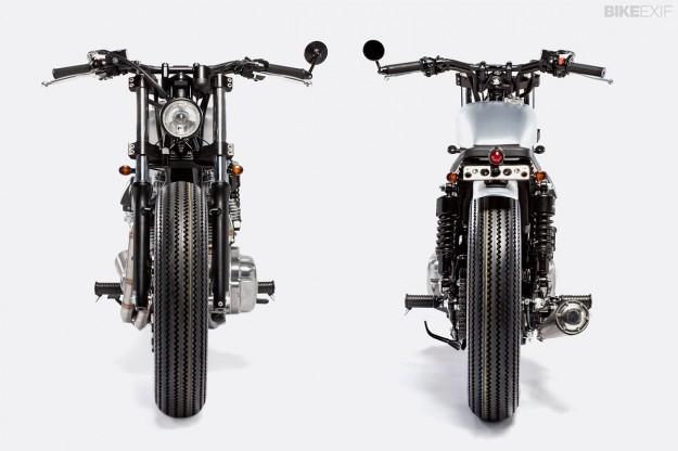 Kawasaki W800 bobber