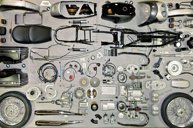 BMW R90S parts