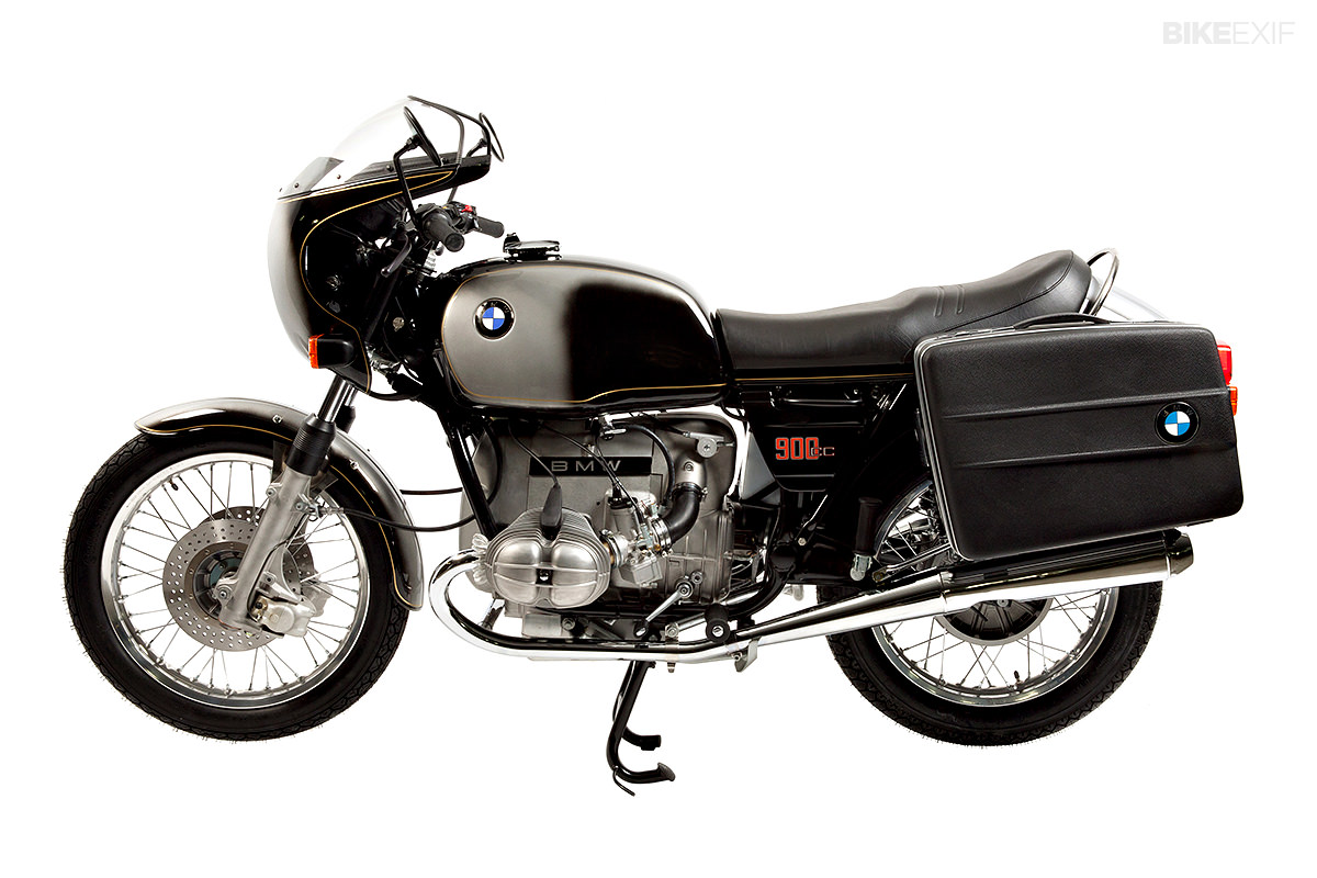 The new 2014 BMW R90S  Bike EXIF