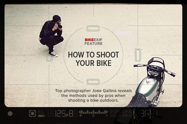 Motorcycle photography: How To Shoot Your Bike