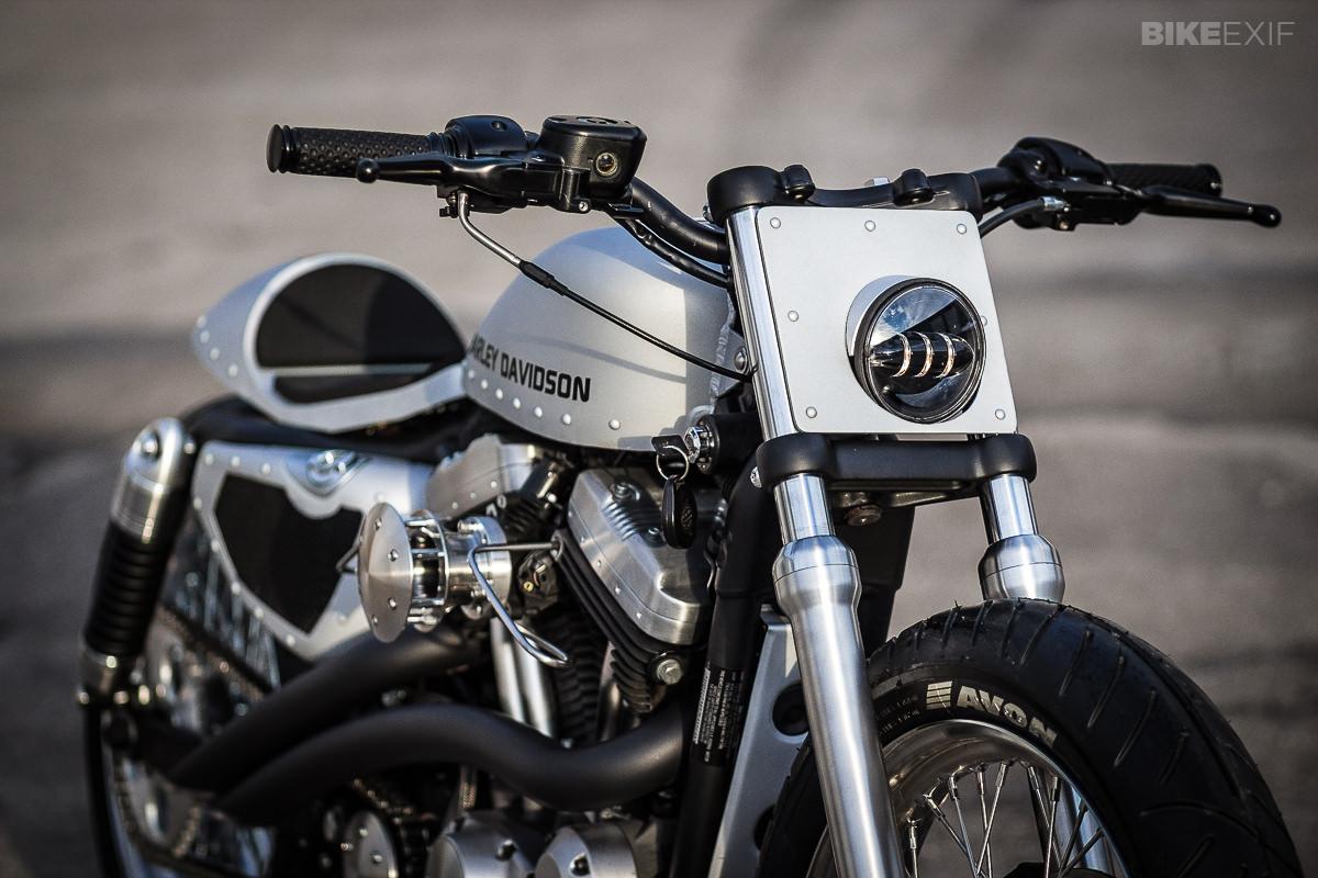 Bull Cycles' Harley Nightster | Bike EXIF